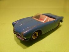 SOLIDO  ALFA ROMEO GIULIETTA SPIDER first edition - BLUE 1:43 - GOOD CONDITION