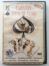 Musique Country - Hall of fame DVD NEUF SOUS BLISTER 20 titres