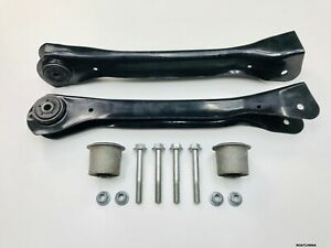 2 x Front Upper Control Arm & Bolts for Jeep Wrangler TJ 1997-2006 SCA/TJ/006A