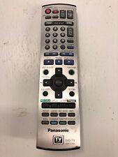 Panasonic EUR7721KGO Replacement Remote