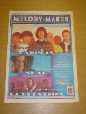 MELODY MAKER 1991 APRIL 27 INSPIRAL CARPETS SEAL