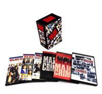 Major Crimes: The Complete Series Season 1-6 (DVD, 2017, 24-Disc Box Set) Sealed
