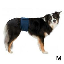 Trixie Male Dogs Incontinence Belly Band with 3 Absorbant Pads - Medium, 45-55cm
