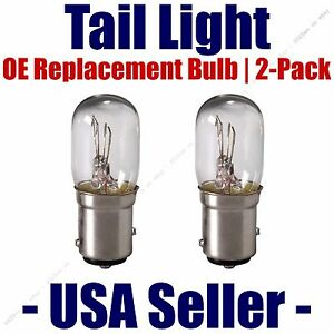 Tail Light Bulb 2pk - OE Replacement Fits Listed Honda Vehicles - 3496