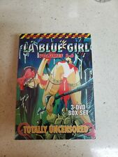 La Blue Girl volumes 1-6 dvd box set oop very htf brand new sealed read!!!!