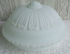 ***** VINTAGE ART DECO GLASS CEILING LAMP SHADE *****