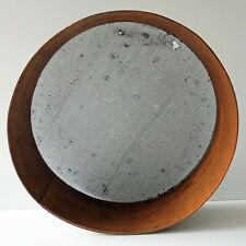 """Antique Country Primitive 13"""" BENTWOOD SIFTER SIEVE, 19th C."""