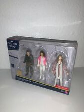 Dr Who Doctor Who Companions of the Fourth Doctor 3 Pack Figures Set **NEW**