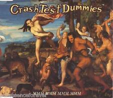 CRASH TEST DUMMIES - Mmm Mmm Mmm Mmm (UK 3 Tk CD Single)