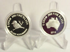 "2012 ""KOOKABURRA"" 5 Gram 999.0 Pure Silver Bullion Coin (Great Investment)"