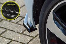 Heckansatz Spoilerecken Seitenteile ABS für VW Polo 6 GTI 2G AW Carbon Optik