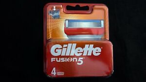Gillette Fusion 5 Blades Pack Of 4