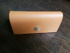 New TORY BURCH Authentic Leather Soft Sunglasses Case Style 1