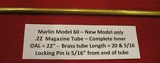 Marlin Model 60 .22 Inner Magazine Tube - for Post 1975 rifles Part # 507522