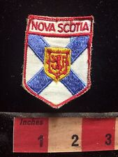 NOVA SCOTIA FLAG THEME Canada Patch Emblem 75X1