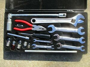 Jaguar XJ6, XJS Complete Tool Kit With Box FREE United States Postage