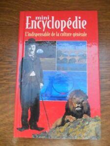 Mini encyclopédie. L'indispensable de la culture générale