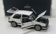 VW Golf 2 GTi G60 ( 1990 ) weiß / Norev 1:18 original verpackt