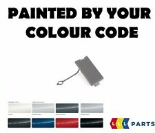 BMW  E46 SALOON M SPORT REAR TOW HOOK EYE COVER PAINTED BY YOUR COLOUR CODE