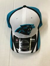 NFL Carolina Panthers On Field Training Stretch Fit Hat 3930 M/L Free Shipping