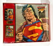 RETURN OF SUPERMAN trading cards SkyBox Limited Edition GOLD LABEL set - RARE!!