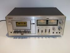 Vintage Sony TC-206 SD Stereo Cassette Tape Deck Player - Made in Japan