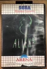 Alien 3 (Sega Master System, 1992)