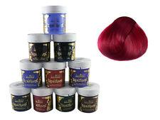 LA RICHE DIRECTIONS HAIR DYE COLOUR ROSE RED x 4 TUBS