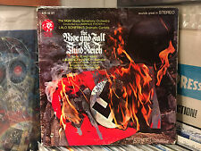 Lalo Schifrin-Rise&Fall of the Third Reich MGM LP-VINYL VG+/SLEEVE VG