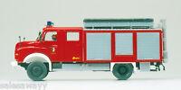 Preiser 35006 Rüstwagen RW-ÖL, MAN 11.168 HALF, Fertigmodell, H0