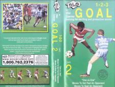 VHS: SLS 1-2-3 GOAL BY WIEL COERVER TAPE 2#