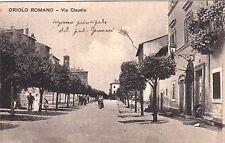 # ORIOLO ROMANO: VIA CLAUDIA