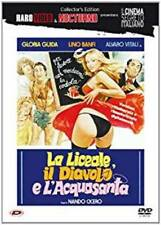 Dvd LA LICEALE, IL DIAVOLO E L'ACQUASANTA - (1979) *** Lino Banfi ***.....NUOVO
