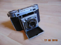 Certo Super Dolina II Klappkamera Camera Carl Zeiss Jena Tessar 3,5/5 T