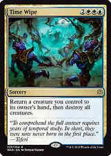 MTG Magic - Time Wipe - War of the Spark - Rare