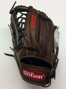 "Wilson A1000 Outfield Model KP92 Glove 12.5"" WTA10LB20KP92 Left Hand Throw"