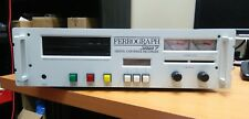 Ferrograph series 9 cartridge recorder - 9500