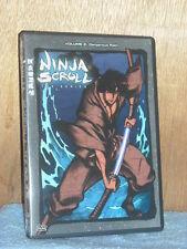 Ninja Scroll: The Series - Vol. 2: Dangerous Path (DVD, 2004) anime