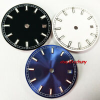 29mm sterile Dial fit 2836,2813/3804 Miyota 82 Series movement 39-41mm watch
