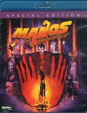 Manos: The Hands of Fate Blu-ray Synapse Harold P. Warren 1966