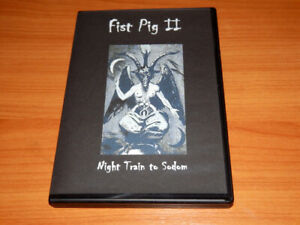 Fist Pig 2 Unrated Edition Ultra Rare Gore Splatter Horror Sicko !!!!!!!!!!!!!!!