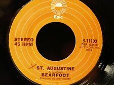 BAREFOOT St Augustine / Molly 5-11103 EPIC Stamped PROMO