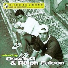 House Music Movement by Oscar G. (CD, Nov-1998, Master Dance Tones)