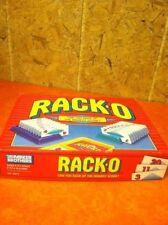 vintage RackO Rack-O card game - Parker Brothers
