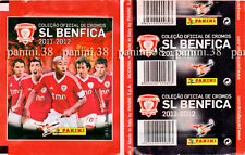 "RARE !! Pochette ""SL BENFICA 2011-2012"" packet, tüte, bustina PANINI"