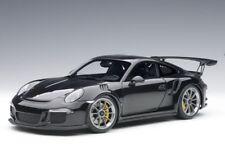 1:18 Autoart 78164 Porsche 991 Gt3 Rs (Gloss Nero/Nero Cerchi)