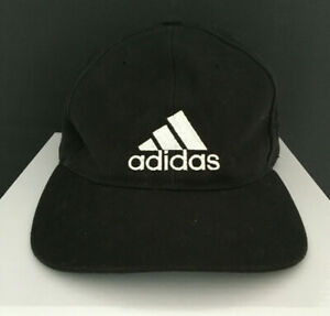 adidas Baseball Cap Hat | One Size Black Excellent Condition