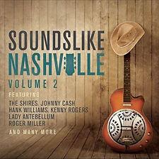 Sounds Like Nashville - Volume 2 Various Artists 0600753676882