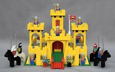 375 Castle - Classic Yellow 1978 Lego Set. Complete, All Minifigs & Accessories