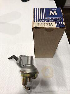 NOS Master 41147 Fuel Pump 1975 Buick Apollo Skylark V8 350 4BL A/C